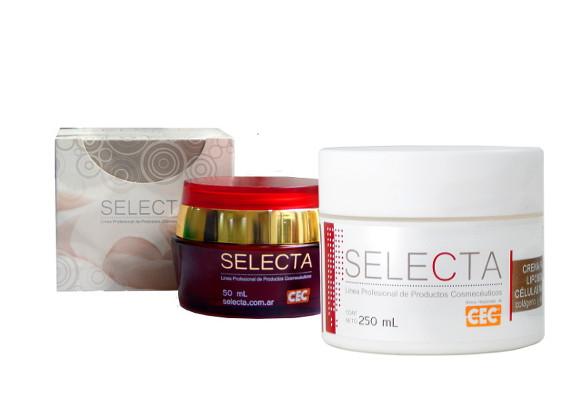 Crema facial liposomada Células Madre + colágeno y